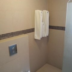 Отель Clermont Hotel Suites Иордания, Амман - отзывы, цены и фото номеров - забронировать отель Clermont Hotel Suites онлайн ванная