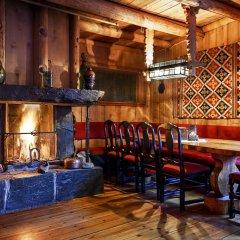 Отель Hunderfossen Hotell & Resort 3* Стандартный номер с двуспальной кроватью фото 8