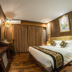 Bagan Landmark Hotel 4* Улучшенный номер с различными типами кроватей фото 4