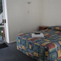 Отель Greymouth KIWI Holiday Parks & Motels балкон