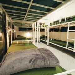 Euro Asia Hostel сауна