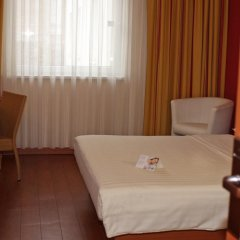 Star Inn Hotel Budapest Centrum, by Comfort 3* Стандартный номер с различными типами кроватей фото 8