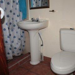 Hotel El Trapiche ванная