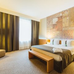 Гостиница Holiday Inn Moscow Tagansky (бывший Симоновский) 4* Представительский люкс с различными типами кроватей фото 11