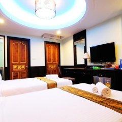 Отель Pratunam Pavilion 3* Улучшенный номер фото 2