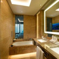 Отель Conrad Seoul 5* Номер Делюкс с различными типами кроватей фото 4