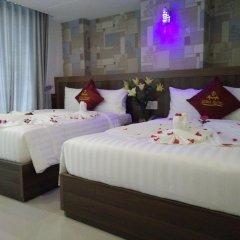 Dubai Nha Trang Hotel 3* Номер Делюкс с различными типами кроватей фото 2
