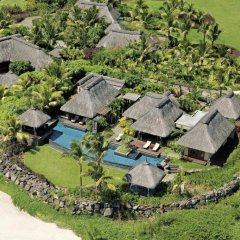 Отель Shanti Maurice Resort & Spa 5* Вилла с различными типами кроватей фото 3