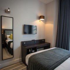 The W14 Hotel 3* Стандартный номер с двуспальной кроватью