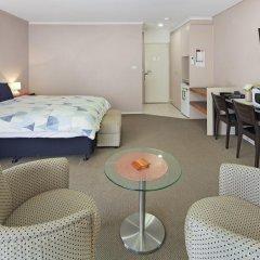 Отель Bendigo Central Deborah 3* Люкс с различными типами кроватей фото 3