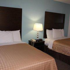 Отель Knights Inn Niagara Falls Near IAG Airport США, Ниагара-Фолс - отзывы, цены и фото номеров - забронировать отель Knights Inn Niagara Falls Near IAG Airport онлайн комната для гостей фото 4