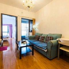 Апартаменты Shenzhen Grace Apartment Улучшенные апартаменты с различными типами кроватей фото 6