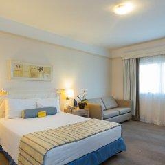 Отель Comfort Suites Londrina 3* Улучшенный номер с различными типами кроватей
