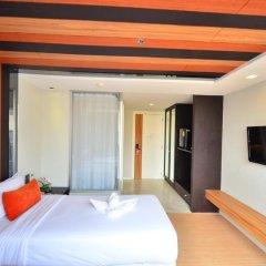 Отель H-Residence 3* Улучшенный номер с различными типами кроватей фото 9