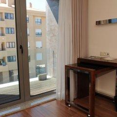 Отель Eurostars Oporto 4* Стандартный номер с различными типами кроватей фото 14