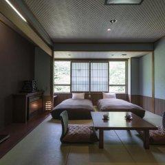 Отель Takamiya Bettei KUON Цуруока комната для гостей фото 4