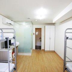 Отель K-Pop Residence Myeong Dong 2* Стандартный номер с различными типами кроватей