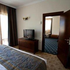 Primoretz Grand Hotel & SPA 4* Представительский люкс с различными типами кроватей фото 2