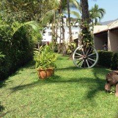 Sands Acapulco Hotel & Bungalows 2* Бунгало с разными типами кроватей фото 8