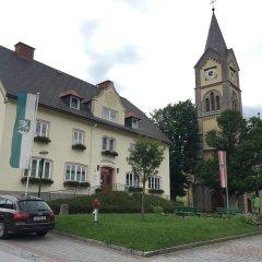 Отель Appartements Ramsau am Dachstein парковка