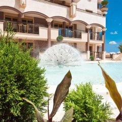 Отель Golden Rainbow Beach Aparthotel Солнечный берег бассейн фото 2