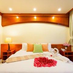 Отель ID Residences Phuket 4* Стандартный номер с двуспальной кроватью фото 12