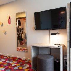 Отель Motel L Hammarby Sjöstad 3* Стандартный семейный номер с двуспальной кроватью фото 8