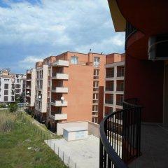 Отель View Central Apartment 5311 Болгария, Солнечный берег - отзывы, цены и фото номеров - забронировать отель View Central Apartment 5311 онлайн балкон