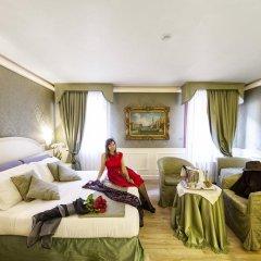 Duodo Palace Hotel 4* Номер Делюкс с различными типами кроватей фото 4