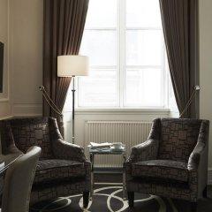 Отель Phoenix Copenhagen 4* Люкс с двуспальной кроватью фото 5