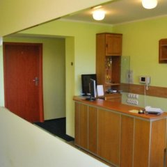 Отель Bluszcz в номере фото 2