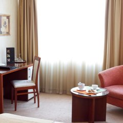 Hill Hotel 4* Стандартный номер с двуспальной кроватью фото 3