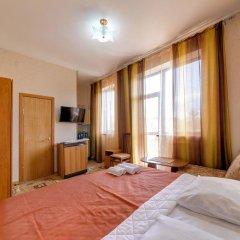 Гостиница Кузбасс Стандартный номер с двуспальной кроватью фото 6