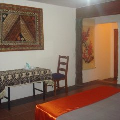 Отель Gecko Lodge Fiji Савусаву удобства в номере