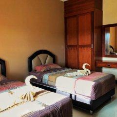 Отель Benwadee Resort 2* Коттедж с различными типами кроватей фото 29