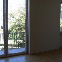 Апартаменты Dabrowskiego Apartment балкон