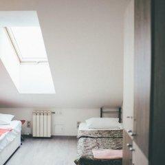 Хостел Крыша Кровать в общем номере двухъярусные кровати фото 3