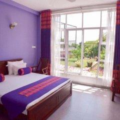 Отель Villa Baywatch Rumassala 3* Стандартный номер с двуспальной кроватью фото 9