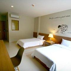 Chern Hostel Стандартный номер с 2 отдельными кроватями фото 5
