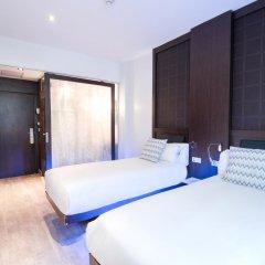 Отель Petit Palace President Castellana Мадрид комната для гостей фото 5