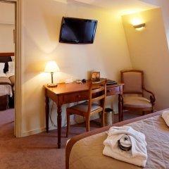 Saint James Albany Paris Hotel-Spa 4* Стандартный номер с различными типами кроватей фото 10