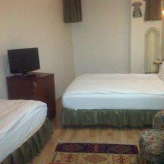Basileus Hotel 3* Номер Эконом разные типы кроватей фото 6
