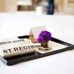 Отель The St. Regis Florence 5* Улучшенный номер с различными типами кроватей