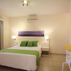 Sea Cleopatra Napa Hotel 3* Стандартный номер с различными типами кроватей фото 2