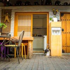 Отель Gung Guesthouse Южная Корея, Сеул - отзывы, цены и фото номеров - забронировать отель Gung Guesthouse онлайн балкон