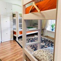 Отель Tree House Кровать в общем номере с двухъярусной кроватью фото 7