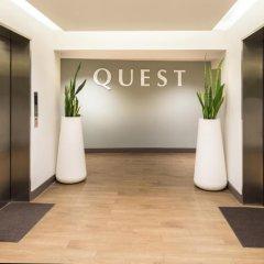 Апартаменты Quest Apartments Suva фитнесс-зал фото 3