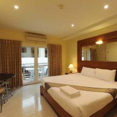 Отель Whitehouse Condotel Улучшенный номер фото 4