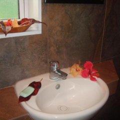 Отель Gecko Lodge Fiji Савусаву ванная