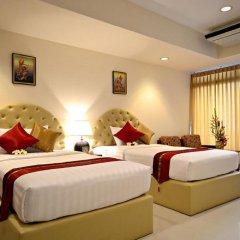 True Siam Phayathai Hotel 3* Стандартный номер с различными типами кроватей фото 18